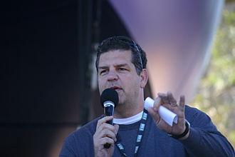 Mike Golic - Golic in 2010