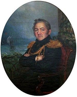 Mikhail Lazarev - Image: Mikhail Petrovich Lazarev