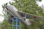 Mikoyan-Gurevich MiG-15UTI '02 blue' (23687832688).jpg