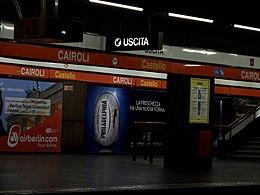 Cairoli (metropolitana di Milano)