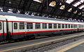 Milano Centrale carrozza Z frecciabianca.JPG