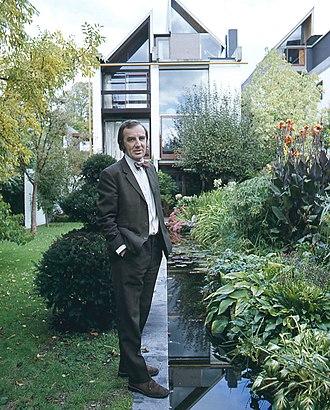 Miles Warren - Miles Warren, his office and flat