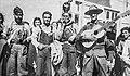 Milicians republicans arribats a Alginet des de Terol (País Valencià, Segona República, 1936).jpg