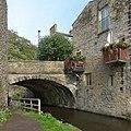 Mill Bridge, Springs Canal, Skipton (geograph 5919115).jpg