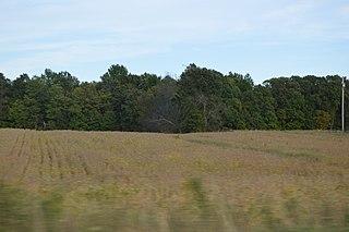 Mill Creek Township, Mercer County, Pennsylvania Township in Pennsylvania, United States