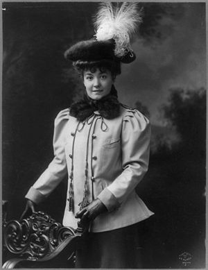 Millicent Hearst - Millicent Hearst, photographed by James E. Purdy