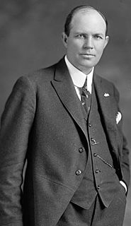 Milton H. Welling United States Congressman from Utah