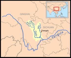 1786 Kangding-Luding earthquake