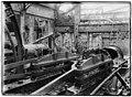 Mines - Destruction systématique de la machine d'extraction du n°4 - Sallaumines - Médiathèque de l'architecture et du patrimoine - APD0005878.jpg