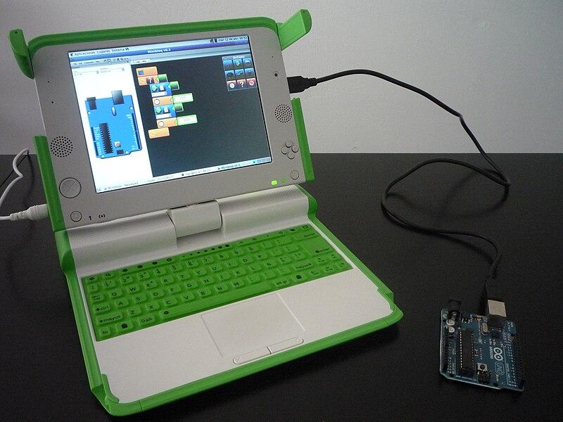 File minibloq progamming an arduino uno g wikimedia