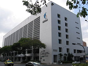 Ministry of Manpower (Singapore) - Ministry of Manpower building at Havelock Road, Singapore.