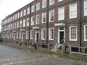Spitalfields Historic Buildings Trust - Image: Minor Canons Row