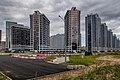 Minsk World residential complex during construction p09.jpg