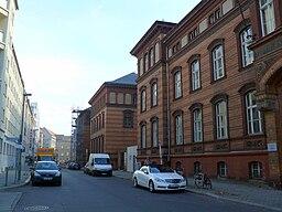 Ziegelstraße in Berlin