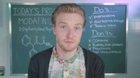 File:Modafinil - Do's and don'ts - Drugslab.webm