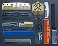 Modern artisan metal combs.jpg