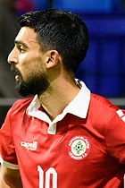 List of top Lebanese Premier League goal scorers by season