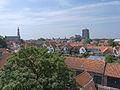 Molen De Hoop, Zierikzee vanaf de molen.jpg