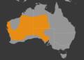 Moloch horridus distribution map.png