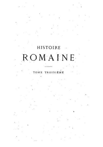 File:Mommsen - Histoire romaine - Tome 3.djvu