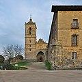 Monasterio de Irache, Ayegui. Fachada.jpg