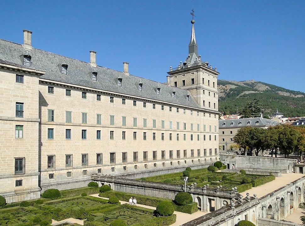 Monastery of El Escorial 05