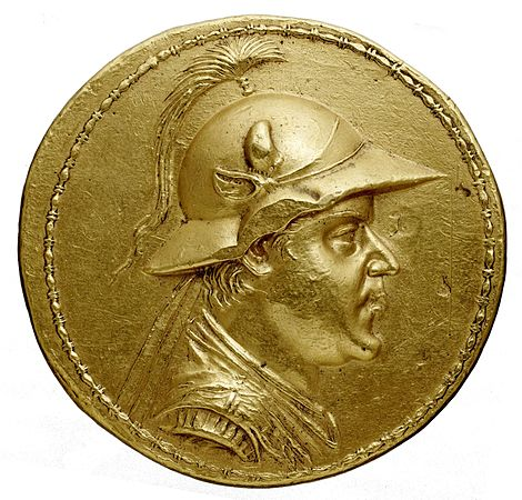 Commons Featured Picture Candidates Set Gold 20 Stater Of Eucratides Wikimedia Commons