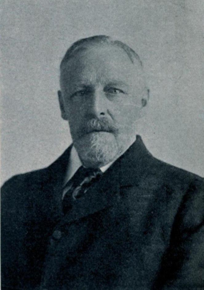 Montagu Sharpe