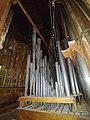Montepulciano, cattedrale di Santa Maria Assunta - Organo a canne, interno.jpg