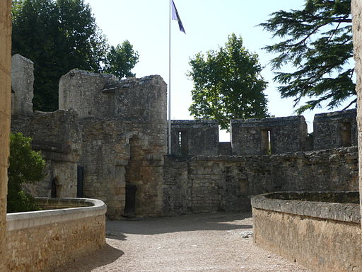 Montreuil Bellay - Chateau 6