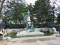 Monument à Delacroix by Jules Dalou, Paris 17 April 2016 004.jpg