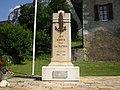 Monument aux morts - Saint-Jean-d'Arvey, 2017.jpg
