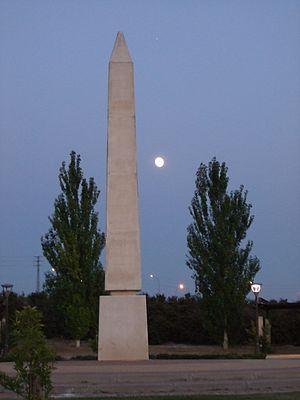 Monumento Parque Juan Carlos I a
