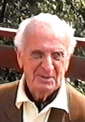 Triora - Francesco Moraldo in Creppo in 2000