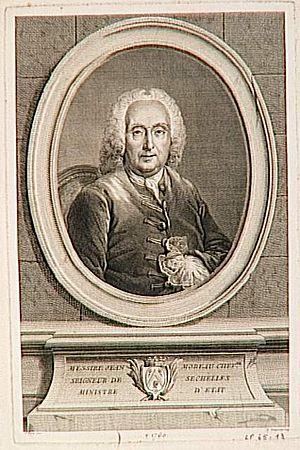 Jean Moreau de Séchelles - Jean Moreau, sieur de Séchelles