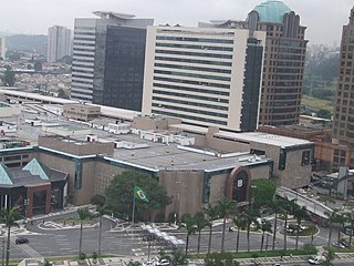 Morumbi Shopping Shopping mall in São Paulo, Brazil