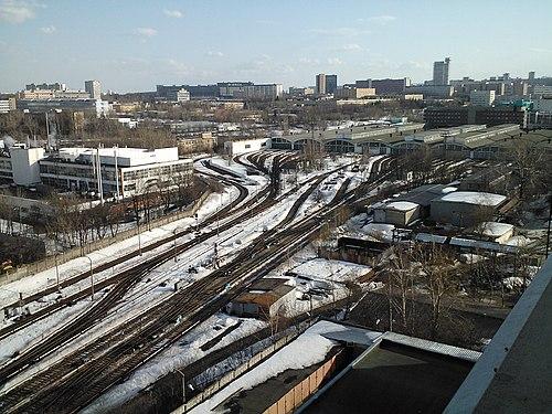 Moscow. Kaluzhskoe subway electric engine house. Pic.4.jpg