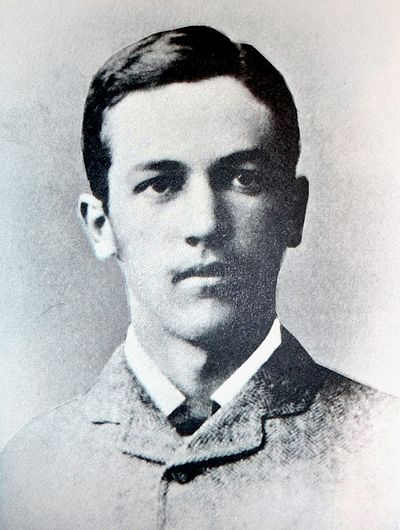 Moses Jackson (1858-1923) while attending Oxford c. 1880 Moses Jackson.jpg