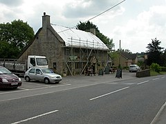 Mosterton, Admiral Hood - geograph.org.uk - 1369371.jpg