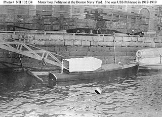 USS <i>Politesse</i> (SP-662)