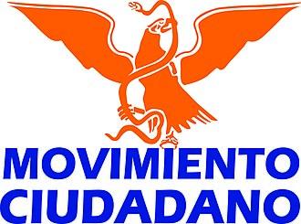 LXIII Legislature of the Mexican Congress - Image: Movimiento ciudadan