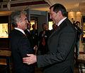 Msc 2006-Impressions Friday-Prof. Dr. Horst Telschick mit BMVg Dr. Franz-Josef Jung.jpg