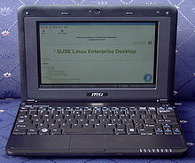 msi wind netbook wikipedia rh en wikipedia org Netbook with Keyboard Brand Dell Netbooks