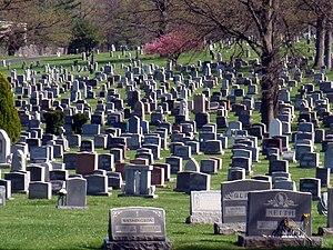 Mount Olivet Cemetery (Washington, D.C.) - Mount Olivet Cemetery