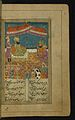 Muhammad Mirak - The Vizier of Egypt Waits in His Pavilion for the Arrival of Zulaykha - Walters W64744B - Full Page.jpg