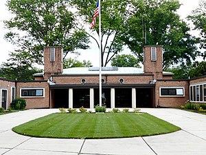 Springfield Township, Delaware County, Pennsylvania - Municipal Building