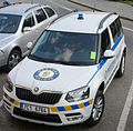 Municipal police car Czech Republic 05.JPG