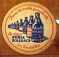 Musée Européen de la Bière, Beer coaster pic-142.JPG