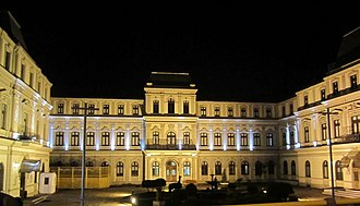 Museum of Art Collections - Image: Muzeul Colectiilor de Arta Museum of Art Collections Bucuresti Bucharest Romania