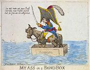 My ass in a bandbox-Robert Holborn